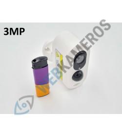 Belaidė 4G kamera su ličio baterija