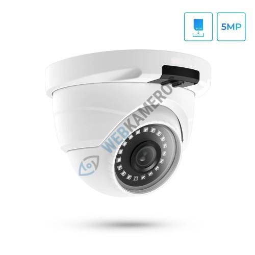 IP kamera lauko | vidaus PoE 5MP RL42 Micro sd