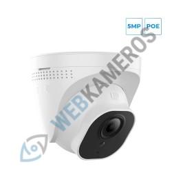 IP kamera lauko | vidaus PoE 5MP RL52 Micro sd