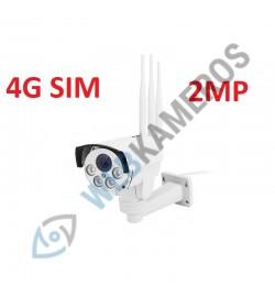 Kamera su SIM kortele CAT 2MP sukinėjama
