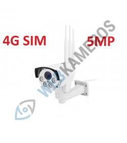 Kamera su SIM kortele CAT 5MP sukinėjama