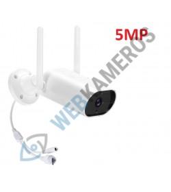 Lauko WIFI kamera ANR 5MP