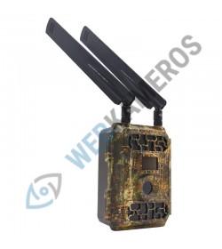 Medžioklinė kamera PMX 4G GPS VIDEO EMAIL