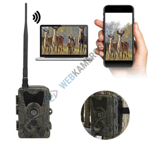 Medžiotojų kamera SUNTEK HC801M EMAIL MMS