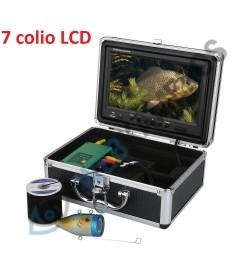 Povandeninė kamera komplektas 7 colio LCD