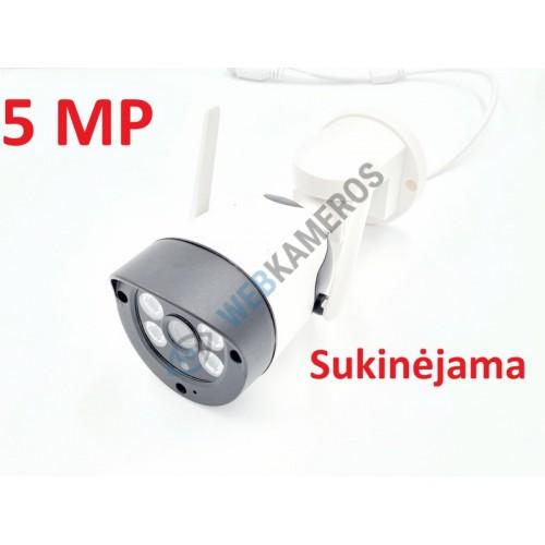Sukinėjama WIFI kamera SUNSTAR MINI