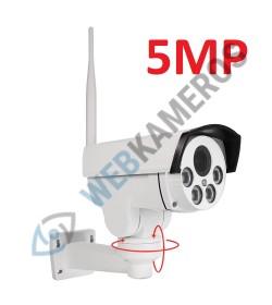 WIFI kamera CAT 5MP sukinėjama