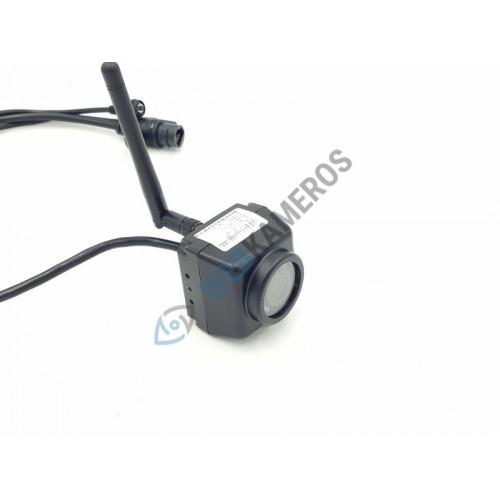 WIFI MINI kamera su nematomais IR LED